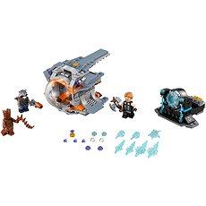 LEGO Super Heroes 76102 Thor fegyvert keres - Építőjáték