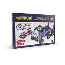 Merkur autómentő - Építőjáték