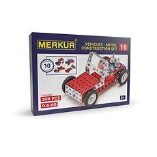 Mercury Buggy 205 darabos - Építőjáték