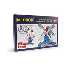 Merkur malom - Építőjáték