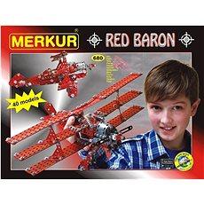 Mercury Red Baron - Építőjáték