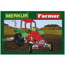 Mercury farmer készlet - Építőjáték