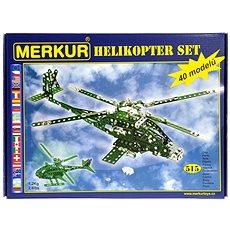 Merkur helikopter készlet - Építőjáték