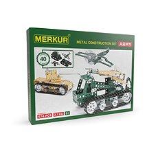 Merkur Army Set - Építőjáték