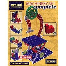 Merkur Machinery Set Complete - Építőjáték