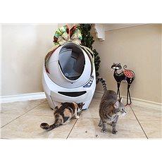 Litter Robot III - Öntisztító WC macskáknak