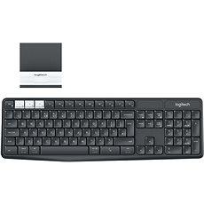 Logitech Wireless Keyboard K375s DE - Billentyűzet
