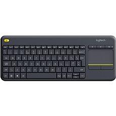 Logitech Wireless Touch Keyboard K400 Plus UK - Billentyűzet