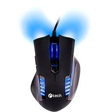 C-TECH Empusa (kék háttérvilágítás) - Gamer egér