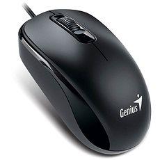 Genius DX-110 - PS / 2 - Fekete - Egér