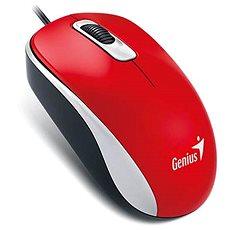 Genius DX-110 Passion Red - Egér