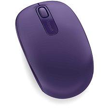 Microsoft Wireless Mobile Mouse 1850 Purple - Egér