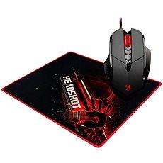 A4tech Bloody V7 V-Track Core 2 + B-071 - Gamer egér