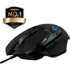 Logitech G502 Hero - Gamer egér