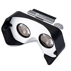 I AM CARDBOARD DSCVR fekete - Virtuális valóság szemüveg