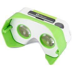 I AM CARDBOARD DSCVR zöld - Virtuális valóság szemüveg