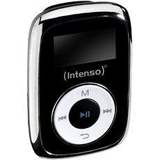 INTENSO MUSIC MOVER 8GB fekete - Mp3 lejátszó