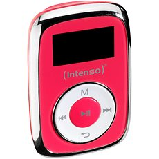 INTENSO MUSIC MOVER 8GB Pink - Mp3 lejátszó