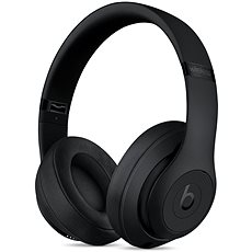 Beats Studio 3 Wireless - matt fekete - Fej-/Fülhallgató