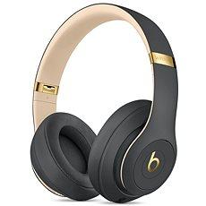 Beats by Dr. Dre Studio 3.0 Wireless fejhallgató - Shadow Grey - Fej-/Fülhallgató