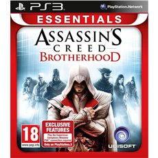 Assassins Creed: Brotherhood (Essentials Edition) - PS3 - Konzoljáték