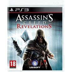PS3 - Assassin's Creed: Revelations - Konzoljáték