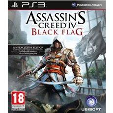 Assassin's Creed IV: Black Flag - PS3 - Konzoljáték