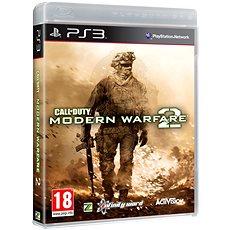 Call of Duty: Modern Warfare 2 - PS3 - Konzoljáték