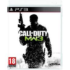 Call of Duty: Modern Warfare 3 - PS3 - Konzoljáték