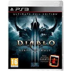 Diablo III: Ultimate Evil Edition - PS3 - Konzoljáték