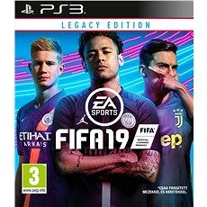 FIFA 19 - PS3 - Konzoljáték