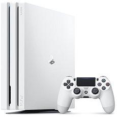 PlayStation 4 Pro 1TB - Glacier White - Játékkonzol