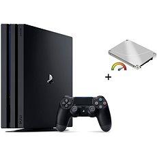 PlayStation 4 Pro 480GB SSD + 1TB-os külső HDD - Játékkonzol