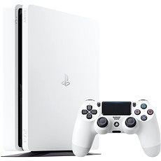 PlayStation 4 Slim  500 GB White - Játékkonzol