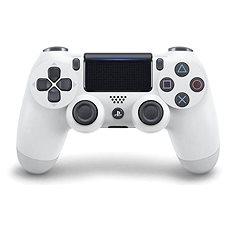 Sony PS4 Dualshock 4 V2 - Gleccser fehér - Vezeték nélküli kontroller