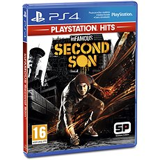 Infamous: Second Son - PS4 - Konzoljáték