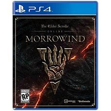 The Elder Scrolls Online: Morrowind - PS4 - Játékbővítmény