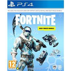 Fortnite: Deep Freeze Bundle - PS4 - Konzoljáték