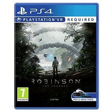 PS4 - Robinson The Journey - Konzoljáték