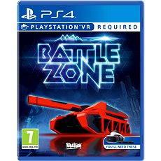 PS4 - Battlezone - Konzoljáték
