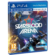 StarBlood Arena - PS4 VR - Konzoljáték