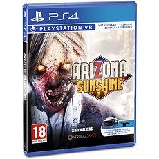 Arizona Sunshine - PS4 VR - Konzoljáték