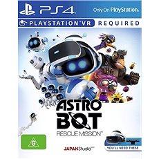 Astro Bot Rescue Mission - PS4 VR - Konzoljáték
