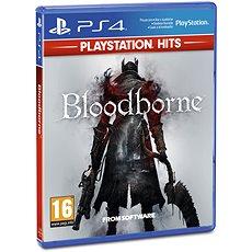 Bloodborne - PS4 - Konzoljáték