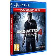 Uncharted 4: A Thief´s End GB  - PS4 - Konzoljáték
