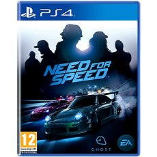 PS4 - Need for Speed - Konzoljáték