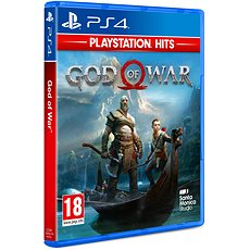 God of War - PS4 - Konzoljáték