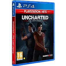 Uncharted: The Lost Legacy - PS4 - Konzoljáték