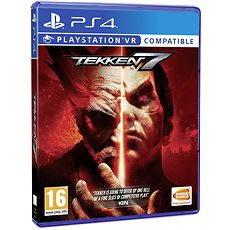 Tekken 7 - PS4 - Konzoljáték