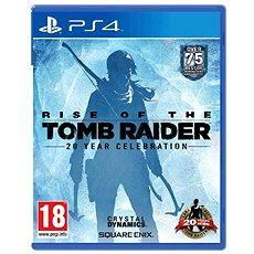 Rise of the Tomb Raider 20. Celebration Edition - PS4 - Konzoljáték